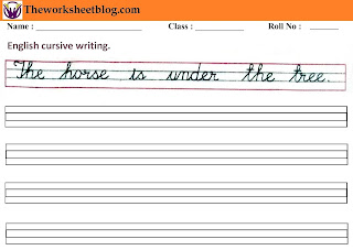 Click on the worksheet to download.