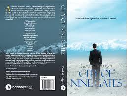 Book Review - City of Nine Gates Pankaj Rajput