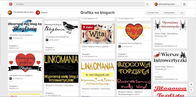 Pinterest - Edytuj Pin