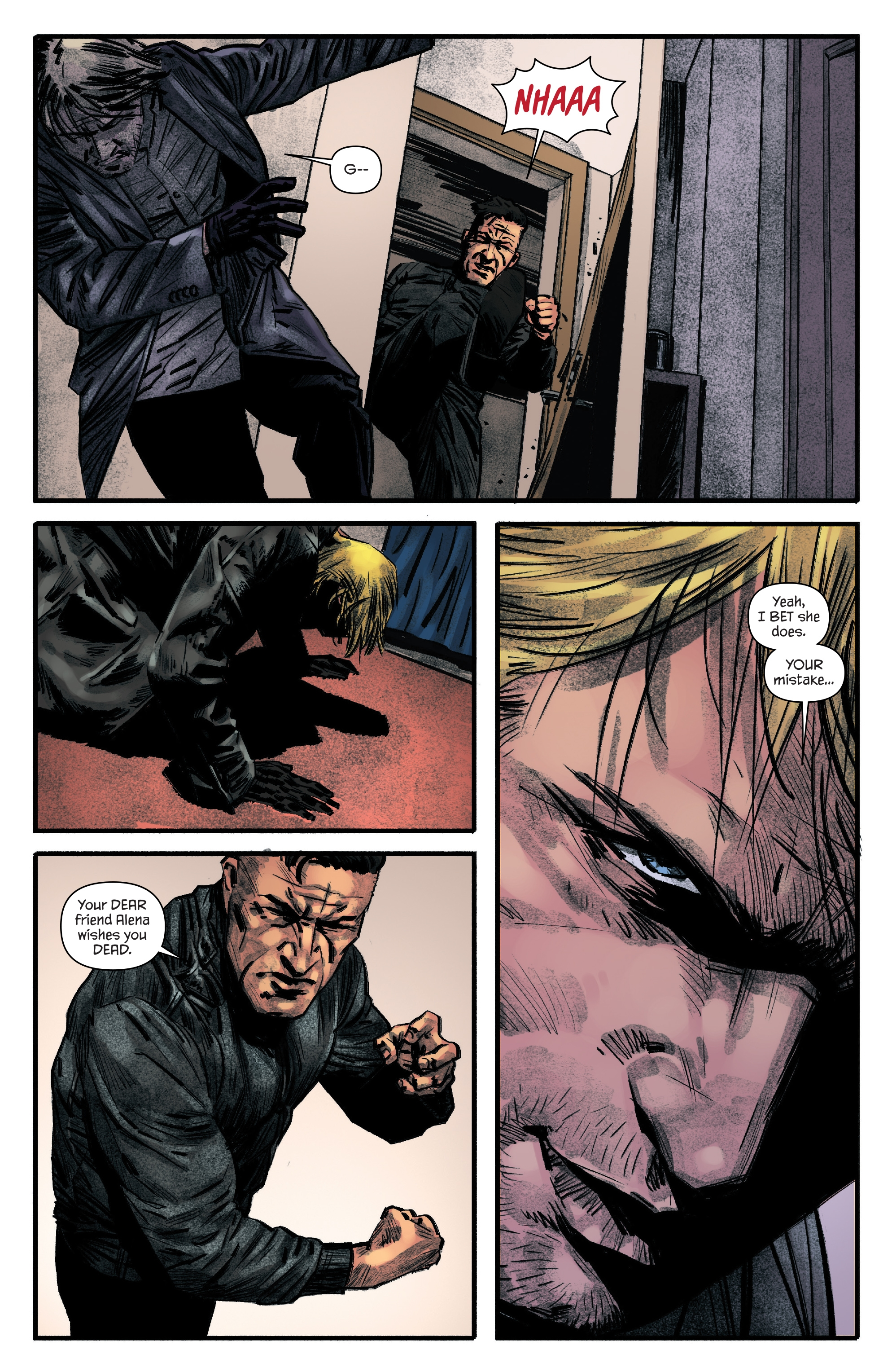 Read online James Bond: Felix Leiter comic -  Issue #6 - 11