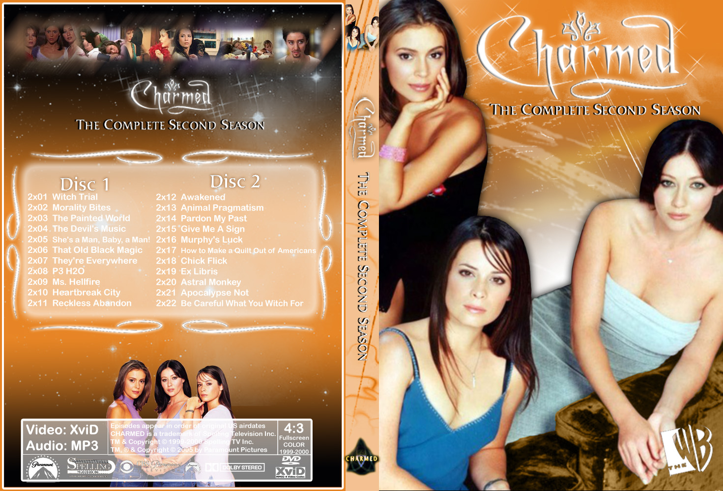 Charmed Staffel 9