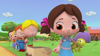 Çocuğunuz İçin En Güvenli Çizgi Film