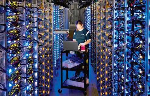 perbaikan server yang dilakukan di Google