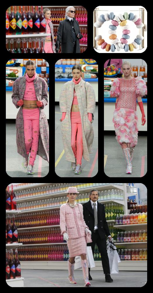 chanel supermarket 2014
