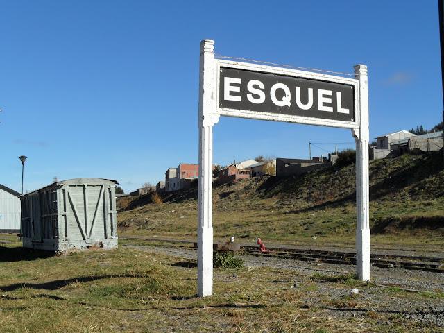 O velho EXPRESSO DA PATAGÓNIA em Esquel, uma história do país | Argentina