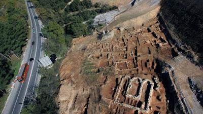 Αρχαιολογικός θησαυρός στην κοιλάδα των Τεμπών