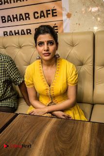 Samantha Launches 7th Bahar Cafe Restaurant ~ Celebs Next