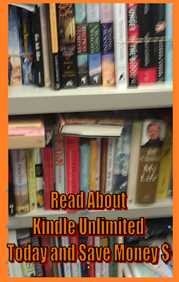 Kindle Unlimited allows you to borrow books for one fixed price per month. Then just return them when you have finished, check out a book without having to buy it.
