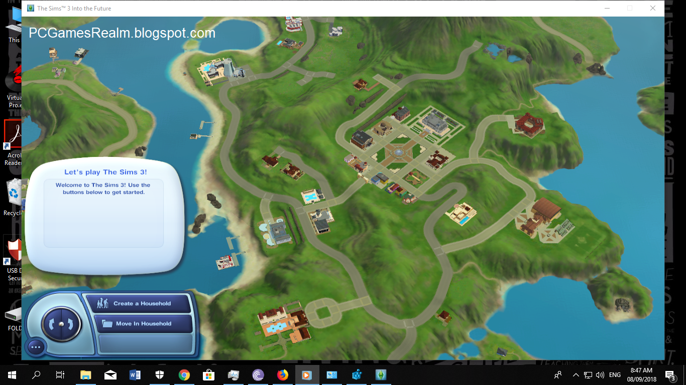 download the sims 3 complete collection mr dj