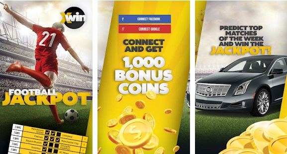 HIGHTECHHOLIC: Xwin – Watch ADS to Win Coins & Have Fun
