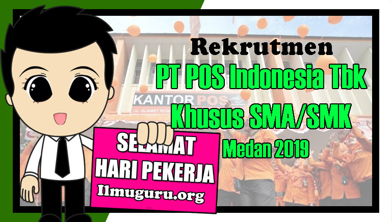 Loker POS Indonesia 2019