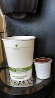 BPA-free hot cups