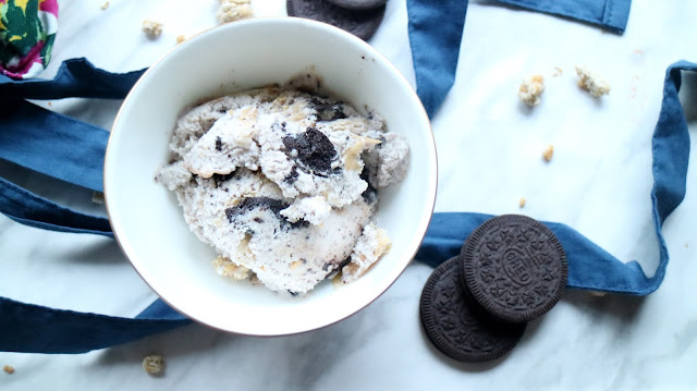 Ice Cream, Review, Cookie, Oreo, Peanut Butter, dairy free, Vanilla,