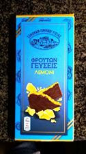 Pavlides Dark chocolate, yummy lemon filling