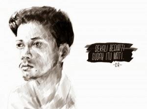 """""""Kumpulan Puisi Chairil Anwar Lengkap"""""""