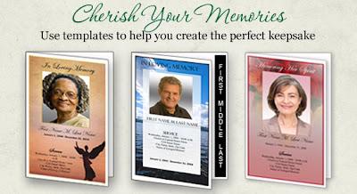 download free software free funeral program template. Black Bedroom Furniture Sets. Home Design Ideas
