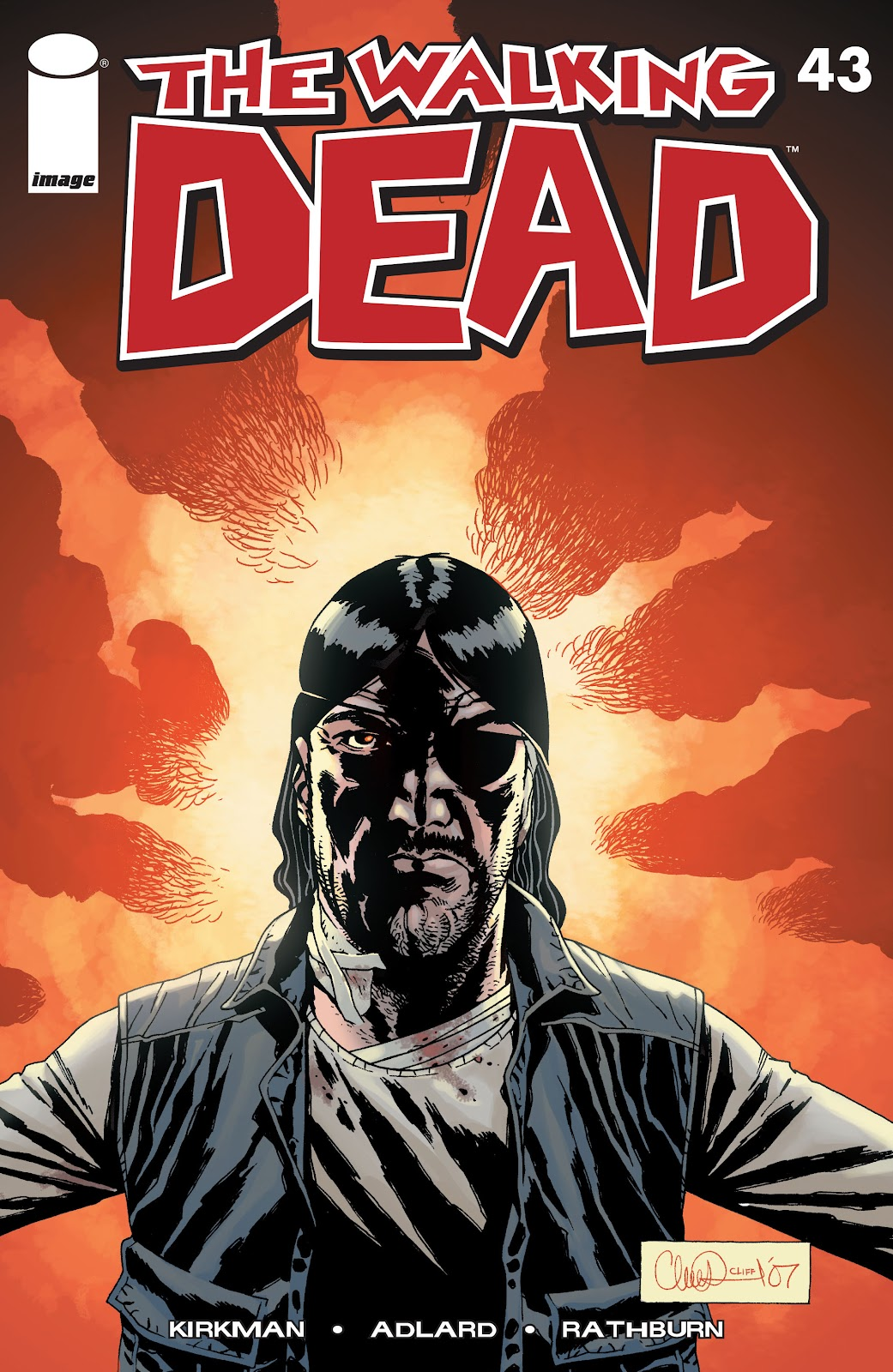 The Walking Dead issue 43 - Page 1