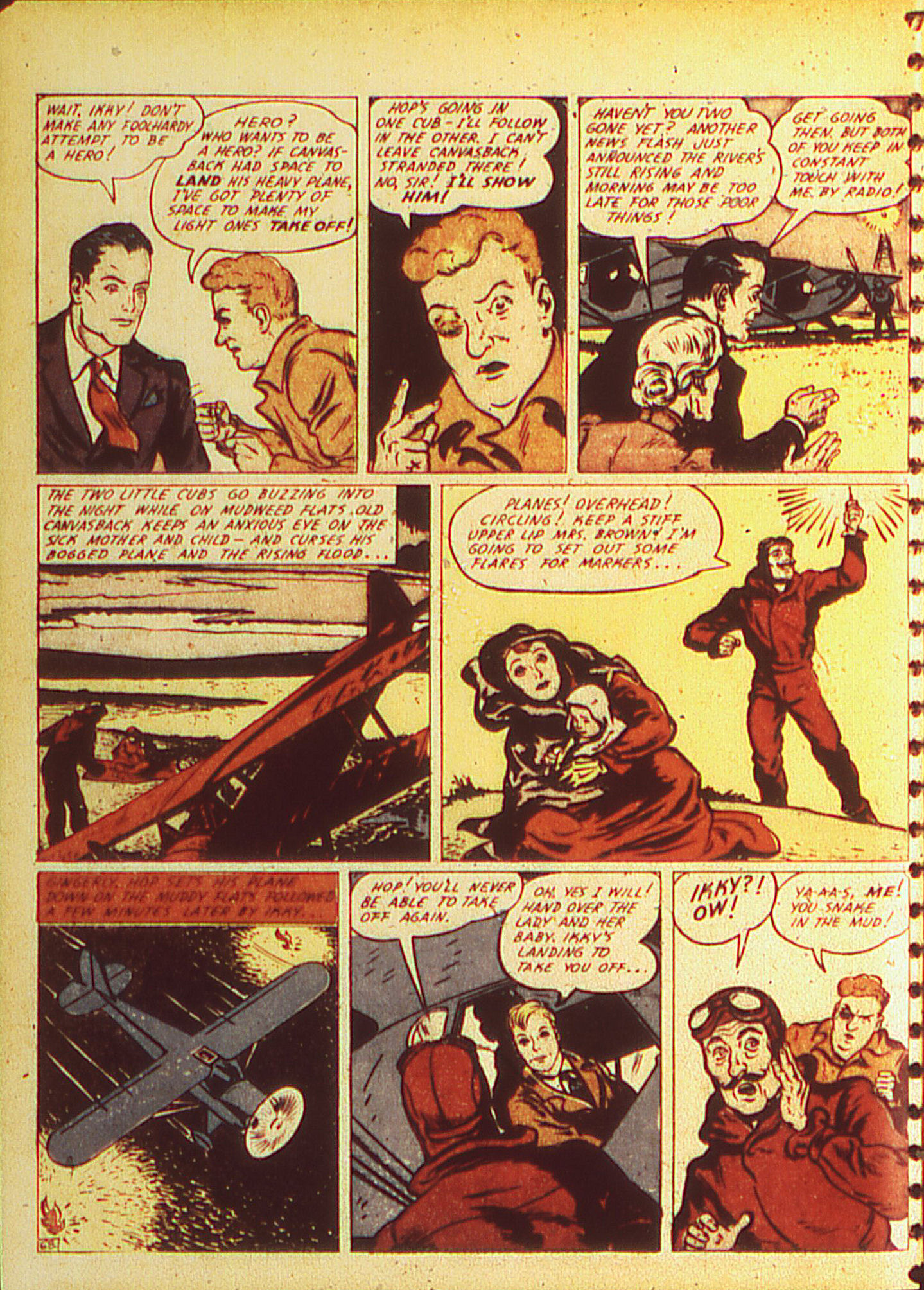 Read online All-American Comics (1939) comic -  Issue #16 - 12