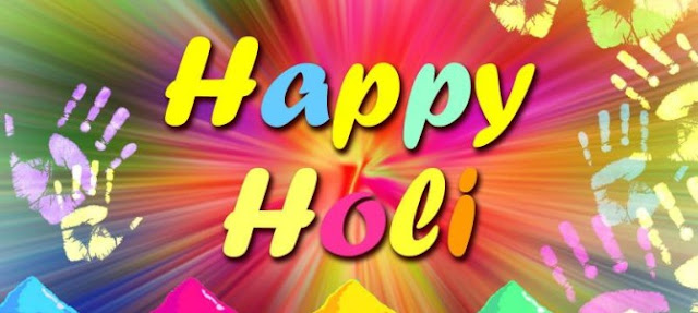 Happy holi whats app dp 2016