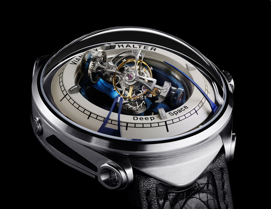 Triple C Auto >> Vianney Halter - Deep Space Tourbillon | Time and Watches