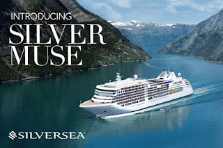 Silversea Cruises Announces Its New Ship:  Silver Muse  (I Love The Name!)