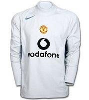 2004-2006 - Man United goalkeeper away shirt. Hardly ever seen 3244a8d95