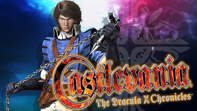 Castlevania – The Dracula X Chronicles PPSSPP ISO for Android