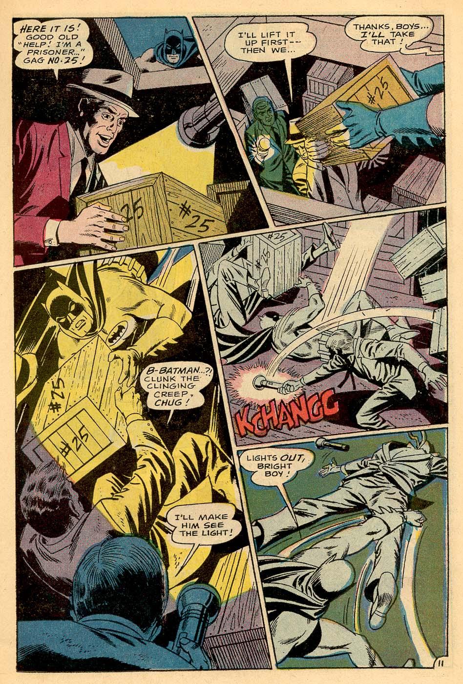 Detective Comics (1937) 383 Page 14
