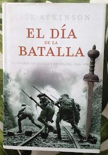 Portada del libro El día de la batalla, de Rick Atkinson
