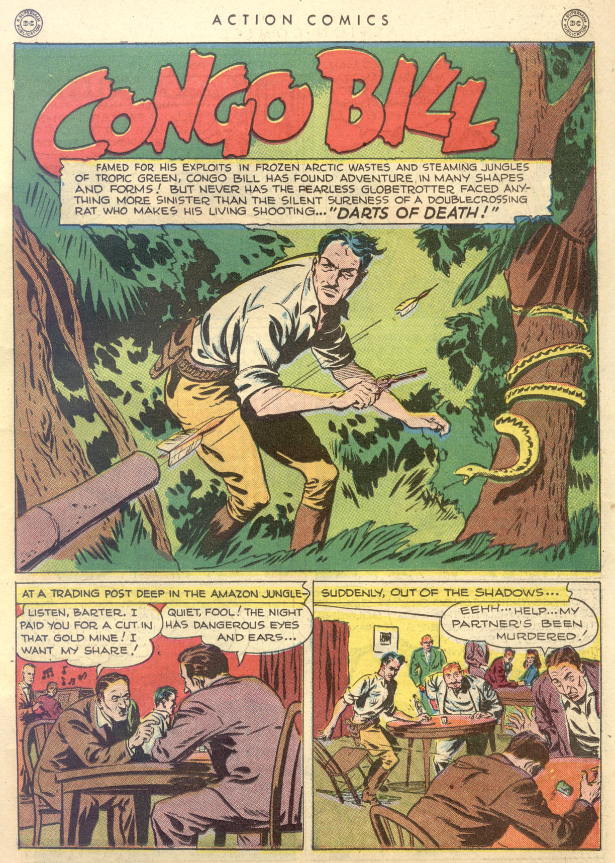 Read online Action Comics (1938) comic -  Issue #88 - 23