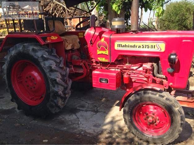 Tractor Info: MAHINDRA 575-Di