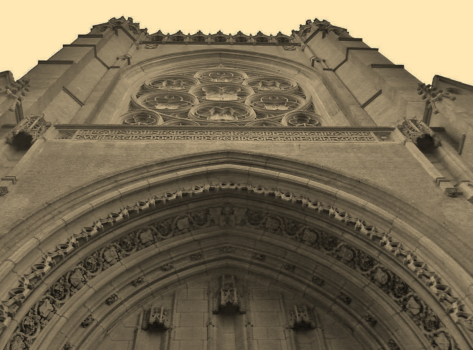 Where's Trevor: The Grace Cathedral - San Francisco, California