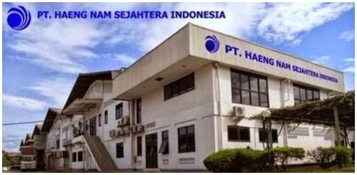 Lowongan Kerja VIA POS PT.Haeng Nam Sejahtera Indonesia