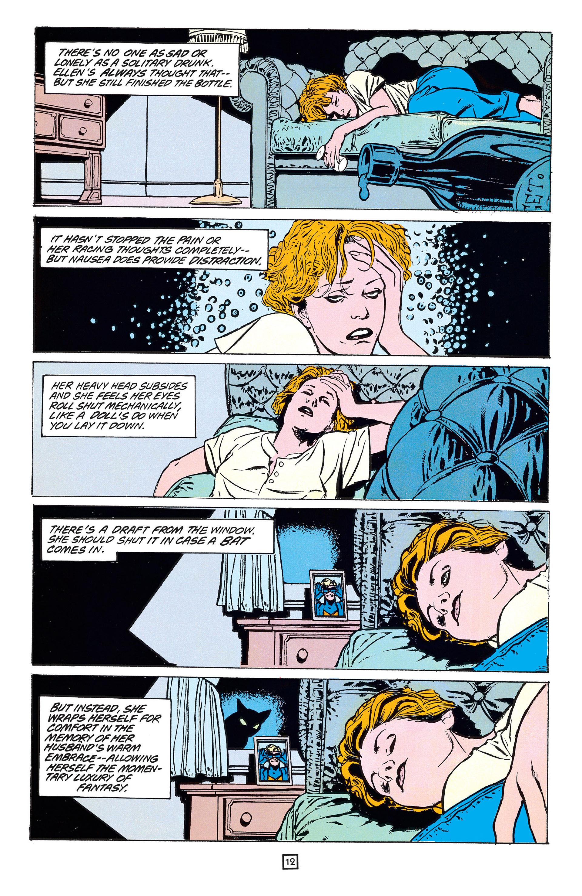 Read online Animal Man (1988) comic -  Issue #54 - 13