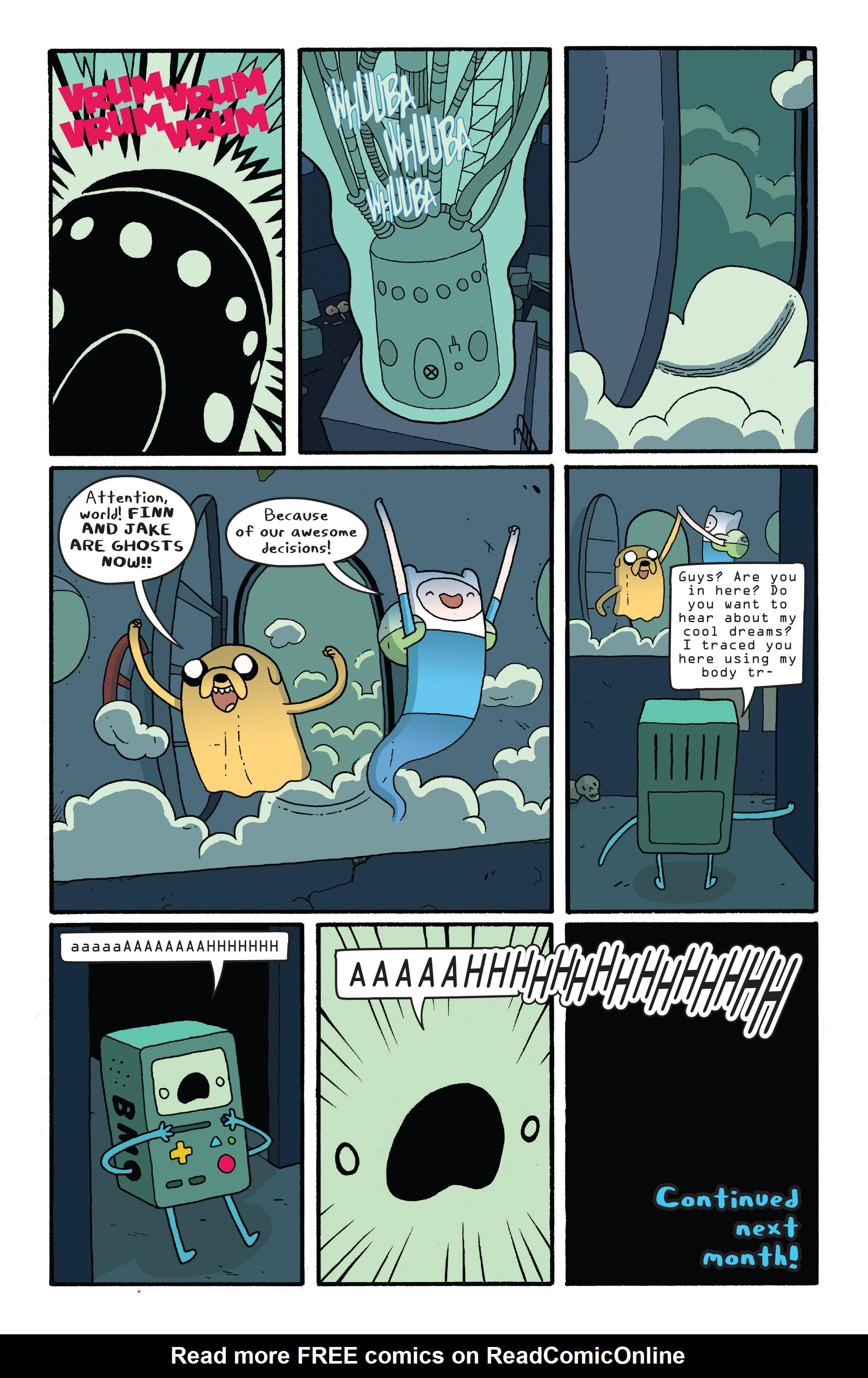 Read online Adventure Time comic -  Issue #26 - 21