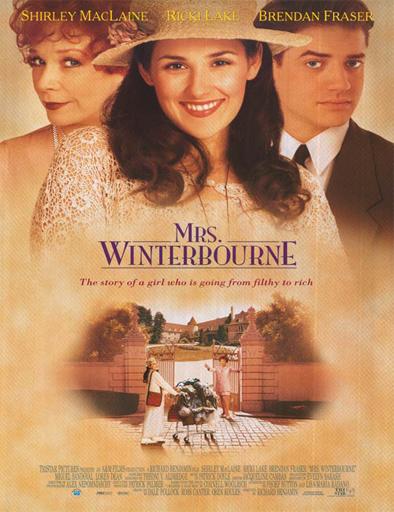 Ver Con cariño desde el cielo (Mrs. Winterbourne) (1996) Online