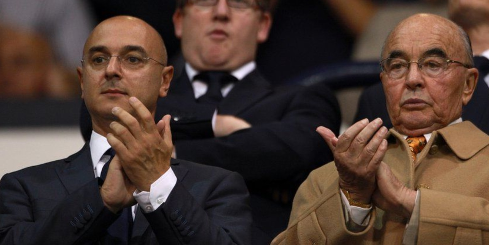 Daniel Levy & Joe Lewis looking to invest money in Spurs