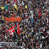 El Paíz: Milhares vão às ruas contra Temer em SP e PM reprime ato com justificativa controversa.