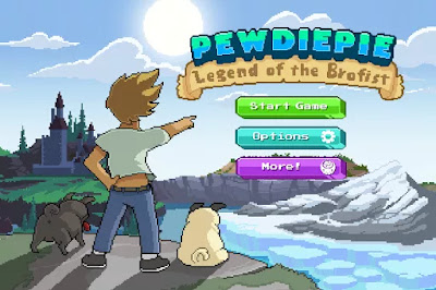pewdiepie legend of brofist apk