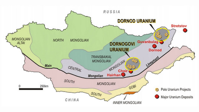 NEWS | India & Mongolia to Commence Talks on Uranium Trade