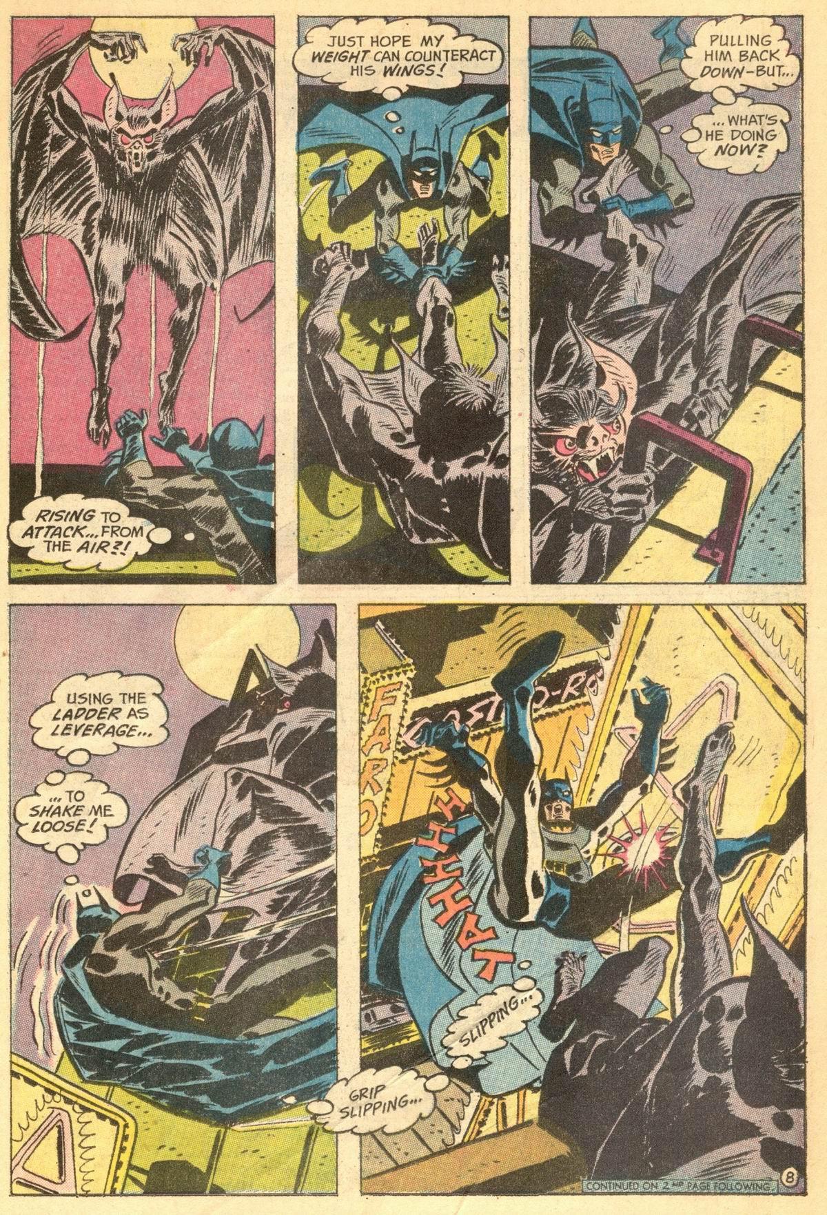 Detective Comics (1937) 429 Page 10
