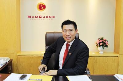 Ông Trần Văn Nghĩa - Tập đoàn Nam Cường