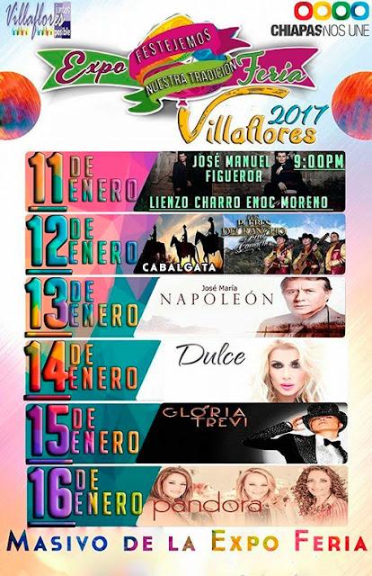 expo feria villaflores 2017