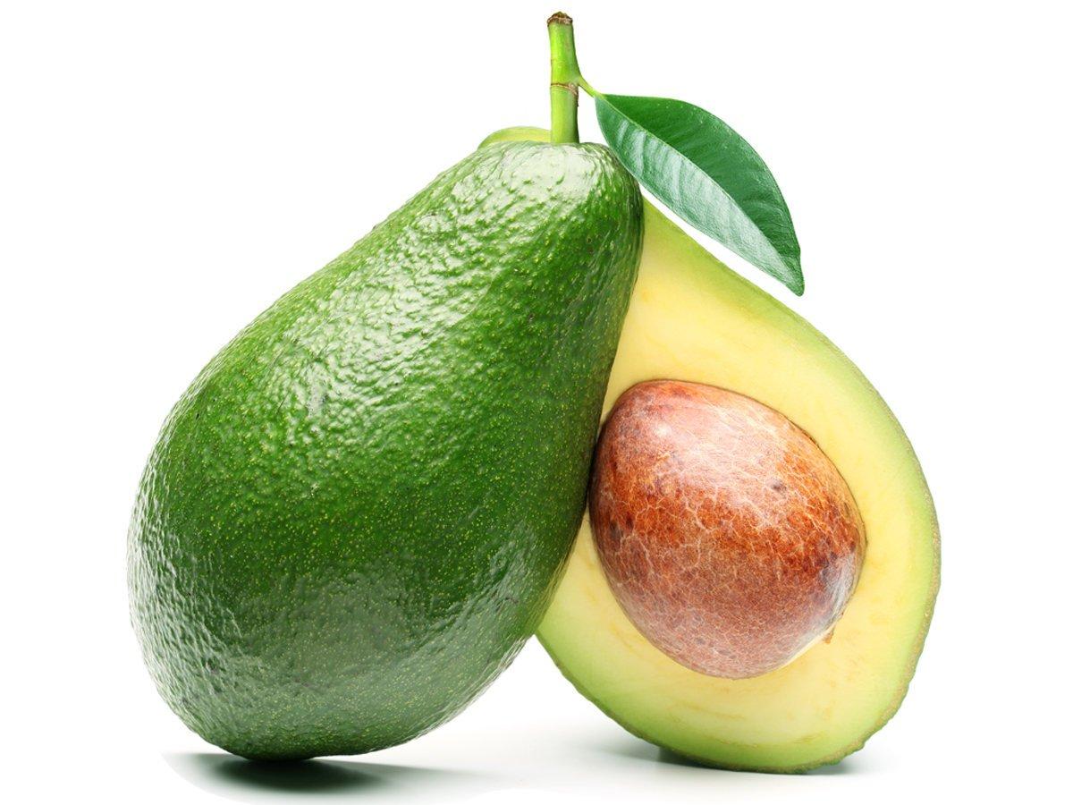avocado goed voor haar