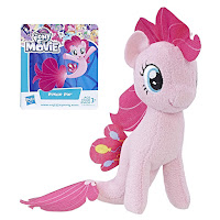 My Little Pony the Movie Pinkie Pie Small Seapony Plush