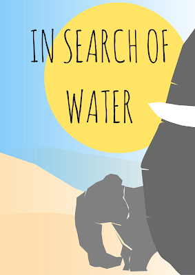 insearch of water