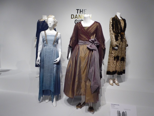 Danish Girl movie costumes