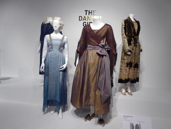 Danish Girl movie costumes