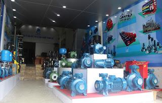 Đại lý máy bơm nước Pentax tại Đà Nẵng 2