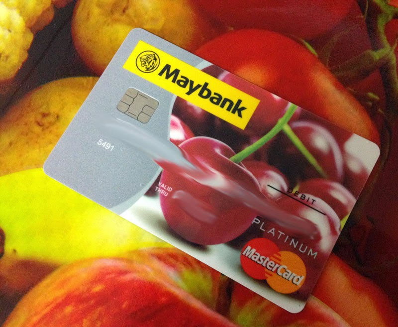 How to Link Maybank Debit Card (Visa/Mastercard) with PayPal